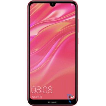 Huawei Y7 (2019) Dual SIM 32GB 3GB RAM DUB-LX1 Rot