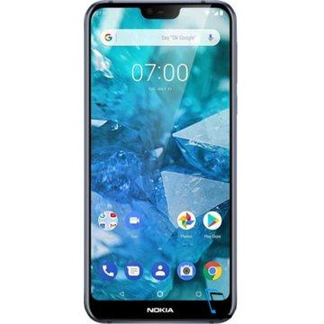 Nokia 7.1 LTE 32GB 3GB RAM TA-1100 Gloss Midnight Blau