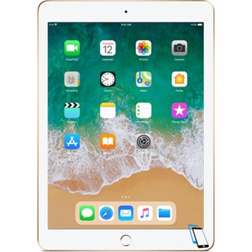Apple iPad 9.7 (2018) Wi-Fi + Cellular 128GB Gold
