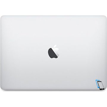 Apple MacBook Pro 13 MPXR2 LL-A Silber