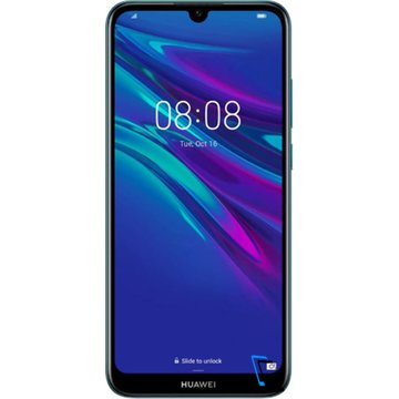 Huawei Y6 (2019) Dual SIM 32GB 2GB RAM MRD-LX1 Blau