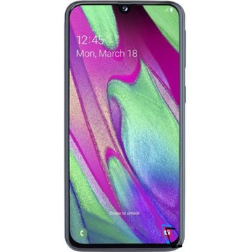 Samsung Galaxy A40 Dual SIM 64GB 4GB RAM SM-A405FN/DS Schwarz