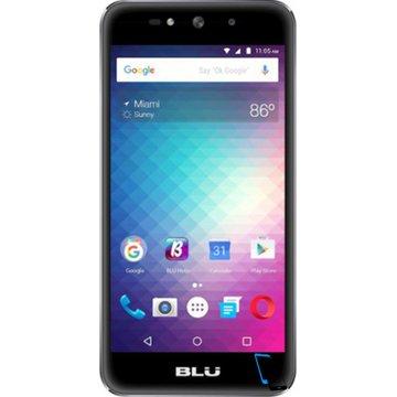 BLU Grand Max Dual SIM 3G 8GB 1GB RAM G110EQ Grau