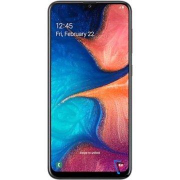 Samsung Galaxy A20 Dual SIM 32GB 3GB RAM SM-A205F/DS Schwarz