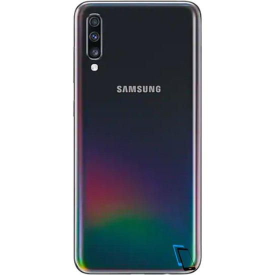 Samsung Galaxy A70 Dual SIM 128GB 6GB RAM SM-A705FN/DS Schwarz