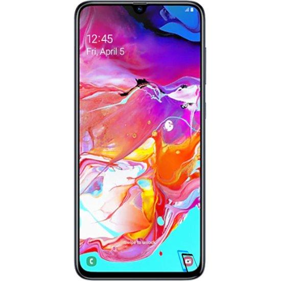 Samsung Galaxy A70 Dual SIM 128GB 6GB RAM SM-A705FN/DS Weiß