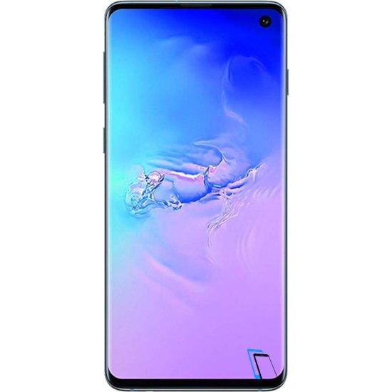 Samsung Galaxy S10 Dual SIM 128GB 8GB RAM SM-G973F/DS Prism Blau