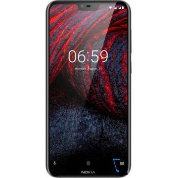 Nokia 6.1 Plus Dual SIM 64GB 4GB RAM Schwarz