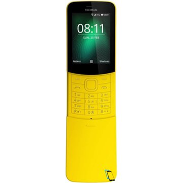 Nokia 8110 4G Dual SIM Gelb