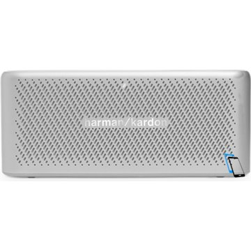Harman/Kardon Traveler Portable Bluetooth Speaker Silber