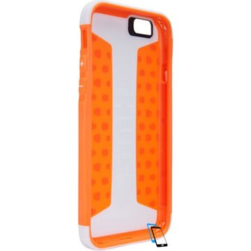 Thule Atmos X3 iPhone 6-6s TAIE3124WT-SKOR Weiß-Shocking Orange