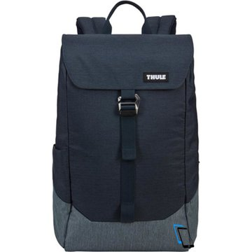 Thule Lithos Backpack 15 inch MacBook - 14 inch PC TLBP113 Carbon Blau