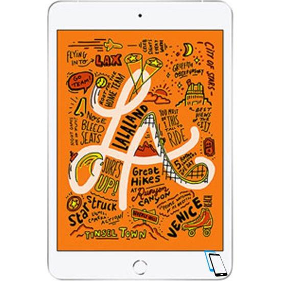 Apple iPad Mini (2019) WiFi + Cellular 64GB Silber