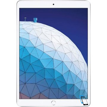 Apple iPad Air 10.5 (2019) WiFi + Cellular 64GB Silber