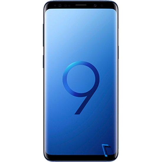 Samsung Galaxy S9 Dual SIM 256GB SM-G960F/DS  Koralle Blau